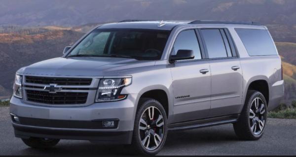 2019 Chevrolet SUBURBAN LS AWD