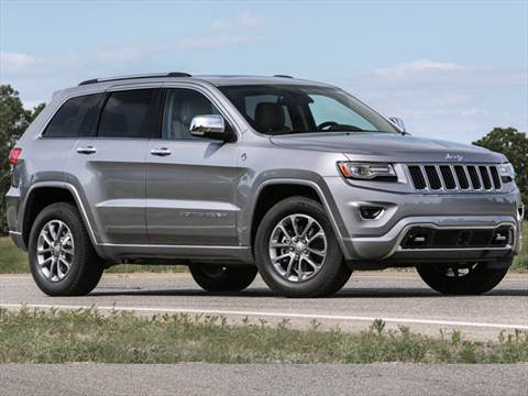 2019 Jeep GRAND CHEROKEE LIMITED AWD