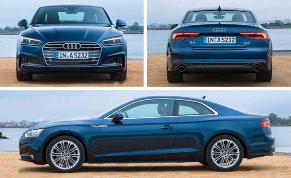 2019 Audi A5 COUPE PREMIUM