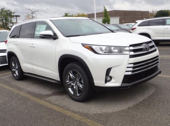 Toyota Highlander Lease >> 2019 Toyota Highlander Le Awd Royal Auto Leasing